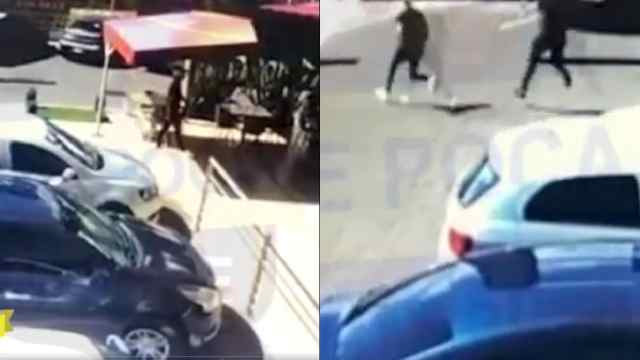 Presunto ladrón asesinado a balazos por escolta