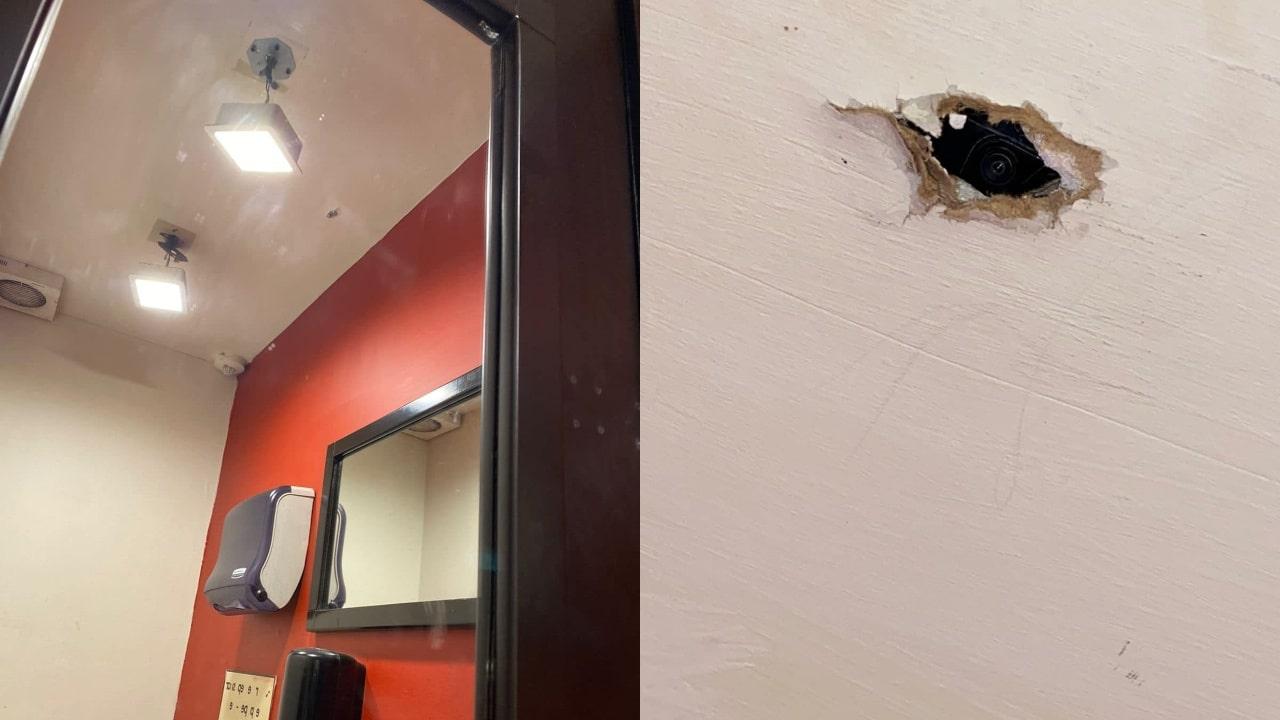 Shanno´s Bar en Zacatecas denuncia por cámara oculta en baño de mujeres