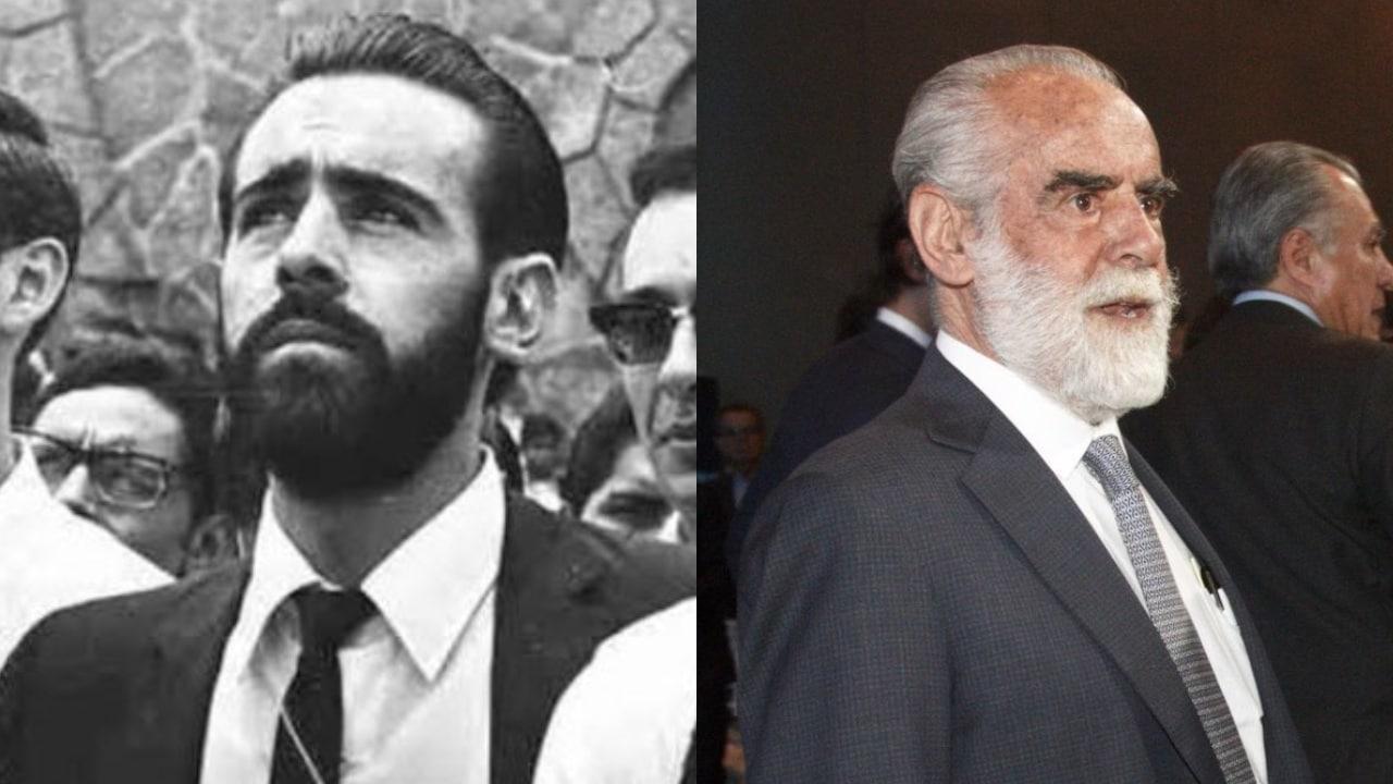 Compilan fotos de políticos en su juventud en Twitter