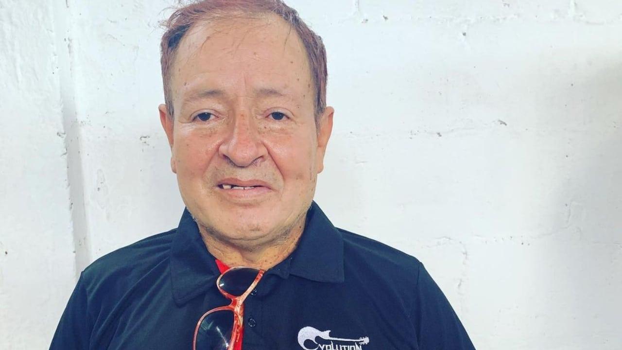 Sammy hospitalizado por Covid-19 piden ayuda para gastos médicos