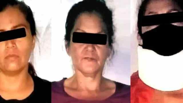 Mujeres pelearon por un hombre en Nuevo León