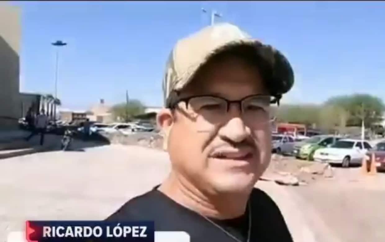 En video, periodista sonorense acusa a comisario; fue asesinado