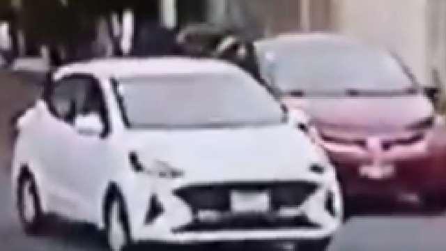 Ladrones balearon a un taxista en la CDMX