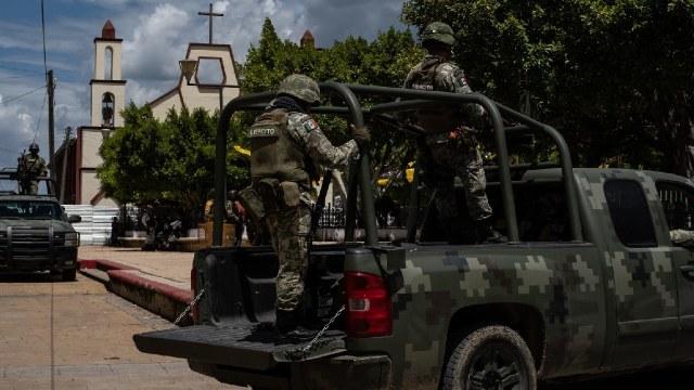 Yaquis denunciaron desaparición personas sonora