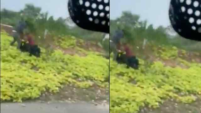 Sujetos Golpean Disparan Asesinan Policía Mérida