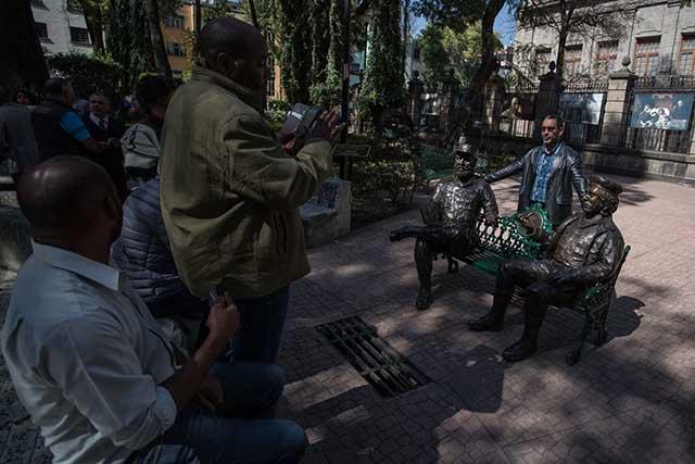 Tras protestas en Cuba, proponen quitar estatua de Fidel Castro y el 'Che' Guevara