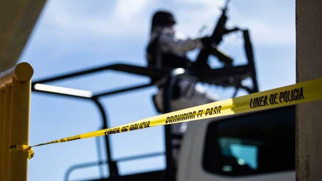 Autodefensas de Chenalhó roban armas y equipo a la Guardia Nacional