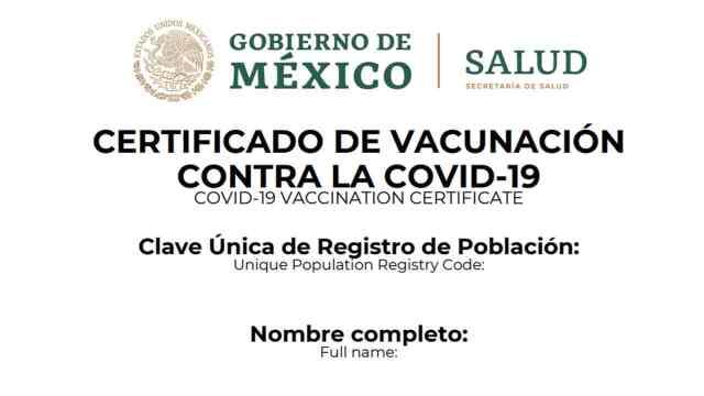 Cómo tramitar tu certificado de vacunación COVID-19