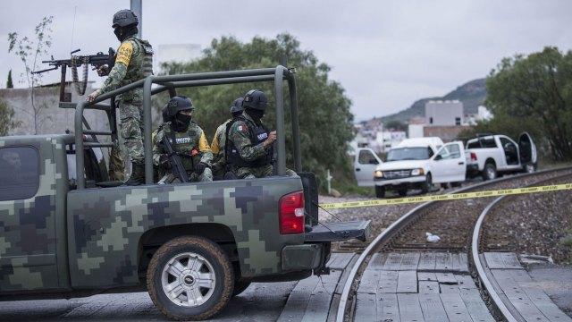 Encuentran 30 cuerpos en paraje disputado por CDS y CJNG