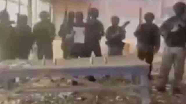 Grupo Armado Amenaza Huachicoleros Hidalgo