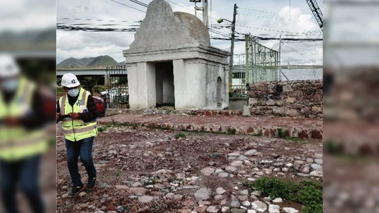 INAH enterrará hallazgo azteca-español del siglo XVII