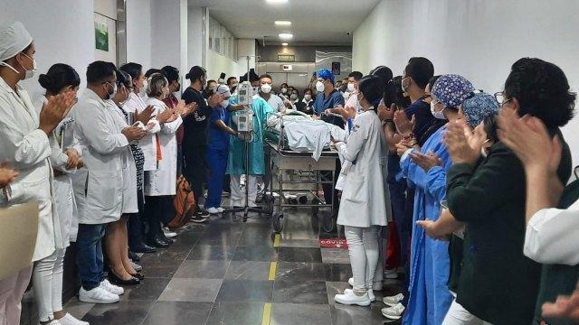 Los órganos de un joven que murió asaltado podrían ayudar hasta a 106 personas