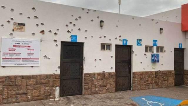 Sonora vive horas de violencia por balacera entre sicarios