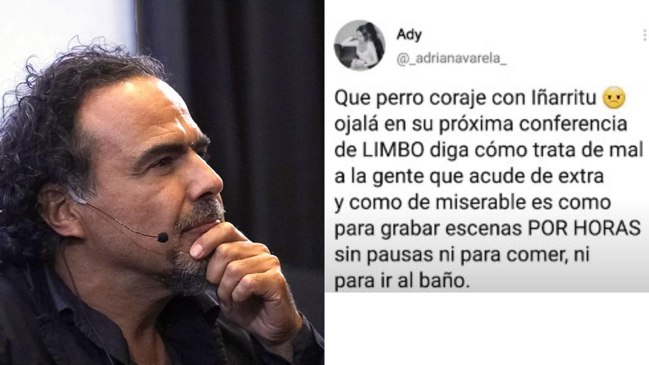 Acusan a González Iñárritu de explotador laboral en LIMBO