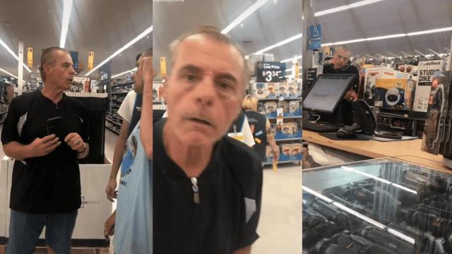 Un hombre en Walmart pidió a empleada que aprendiera inglés pues no es México