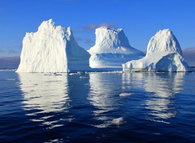 Llueve en Groenlandia por primera vez en 70 años