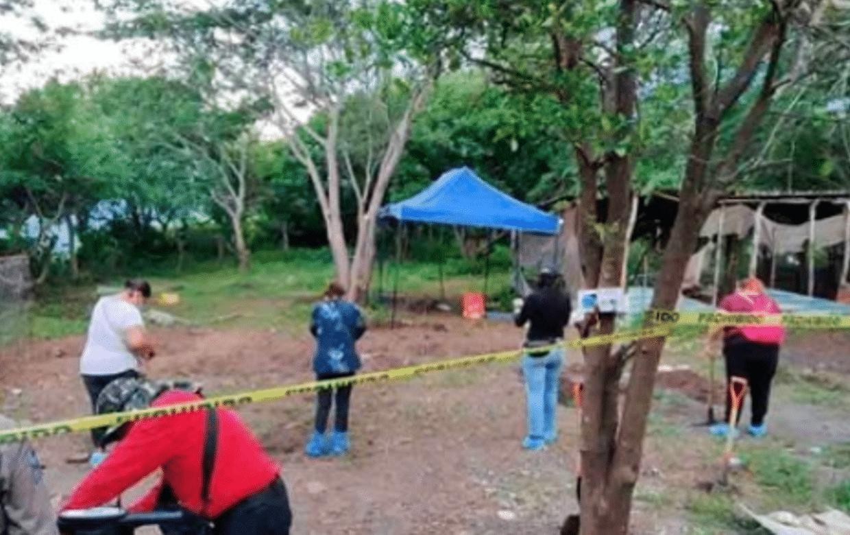 Colima: Encuentran ocho fosas clandestinas; van nueve cuerpos