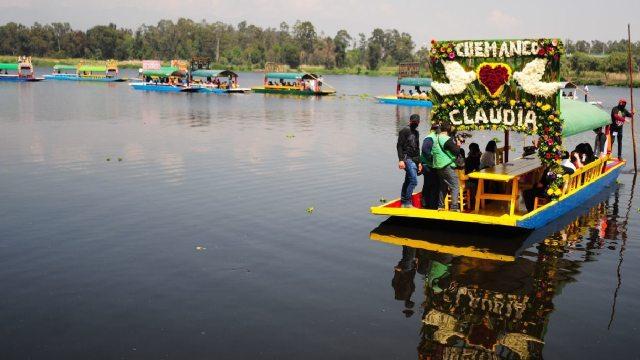 Estudiante IPN regenera agua de Xochimilco