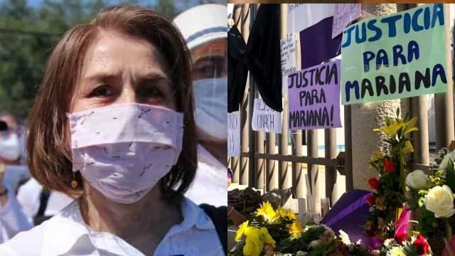 Fallece madre de doctora Mariana Sánchez