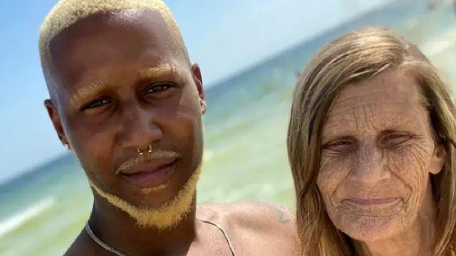 Amante de hombre de 24 confundida con su abuela