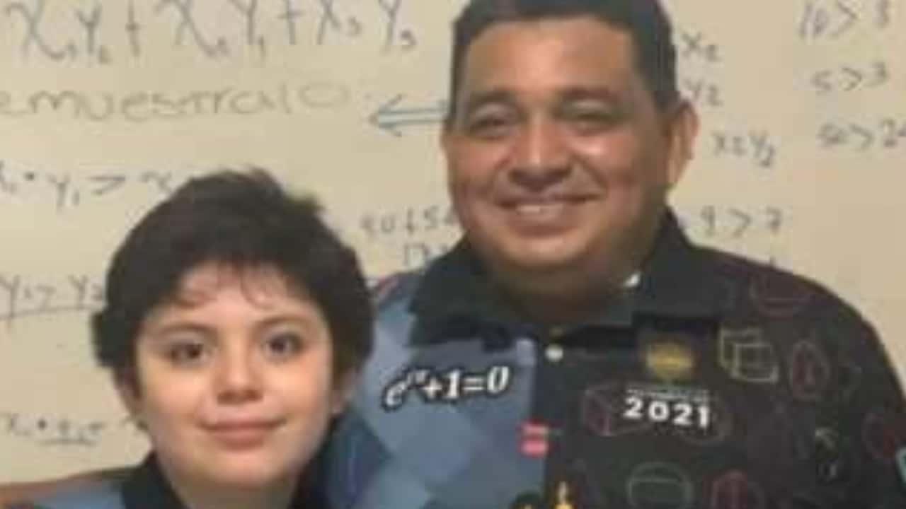 Iker Dacak niño genio de Quintana Roo