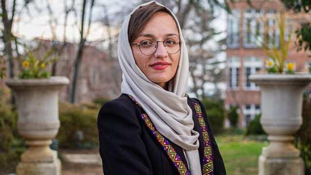 Zarifa Ghafari la mujer resignada a morir en manos de los talibanes