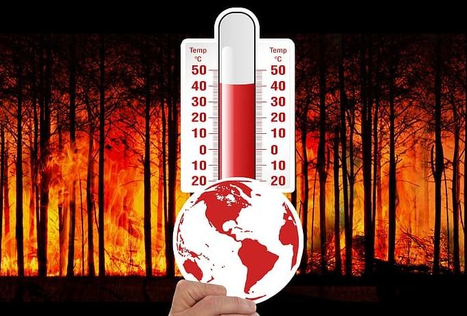 Calentamiento Tierra Poco Tiempo Evitar Catástrofe
