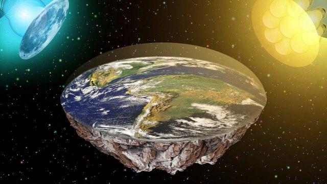 Chile no existe terraplanista
