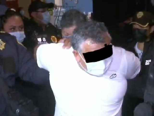 Detienen Don Goyo Presunto Líder Cártel de Tláhuac