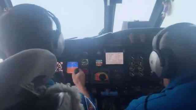 Video Avión Ingresa Ojo Huracán Ida
