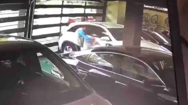 Video homicidio chofer Nuevo Leon