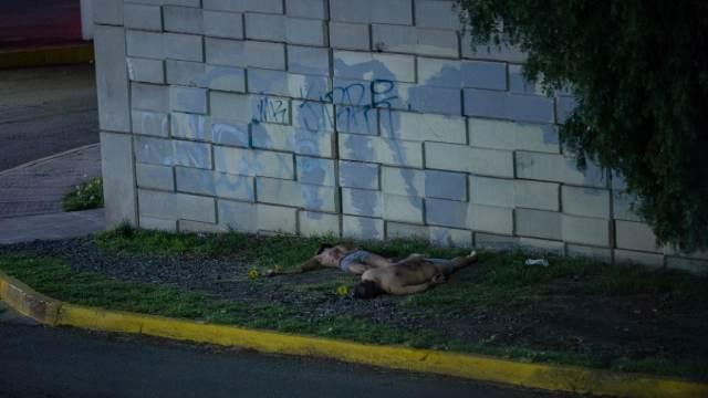 Zacatecas Encuentran Seis Cuerpos Colgados Puente