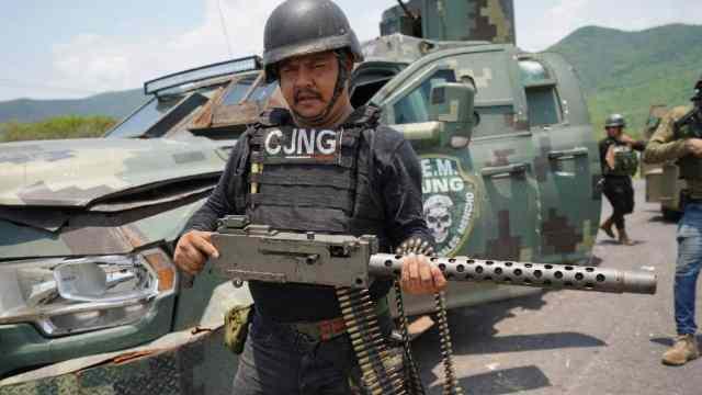 El CJNG da ultimátum a policías de Guatemala para que le devuelvan droga decomisada