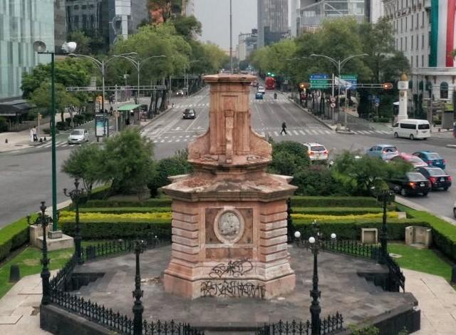 Dan marcha atrás a 'Tlali' en Reforma