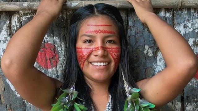 Tiktoker comparte costumbres de su comunidad