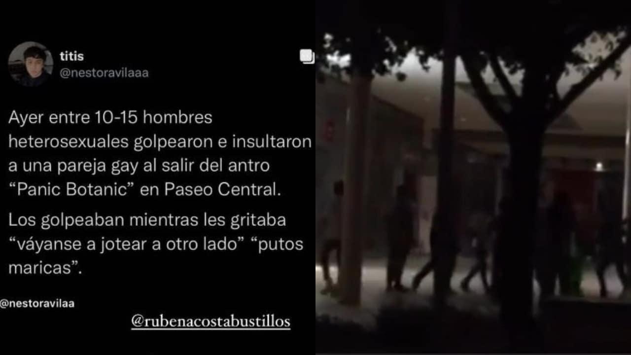 Paraje gay es golpeada al salir de un bar en Chihuahua