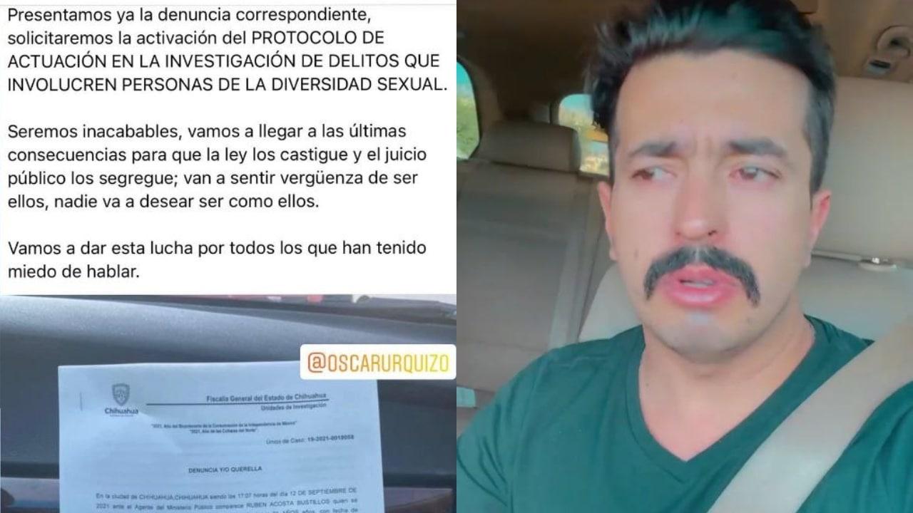 Golpean a pareja gay al salir de bar en Coahuila