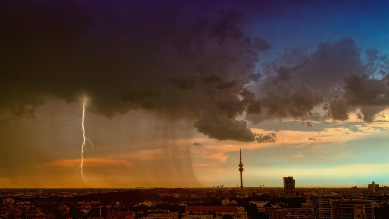 cómo identificar las nubes de lluvias