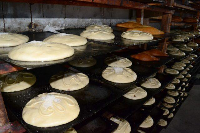 Women rob a bakery in San Luis Potosí