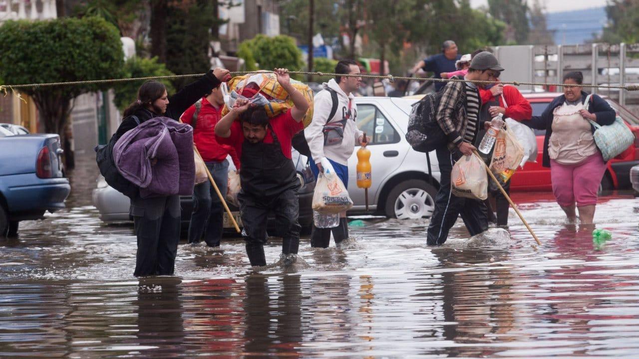 Qué hacer en caso de inundación