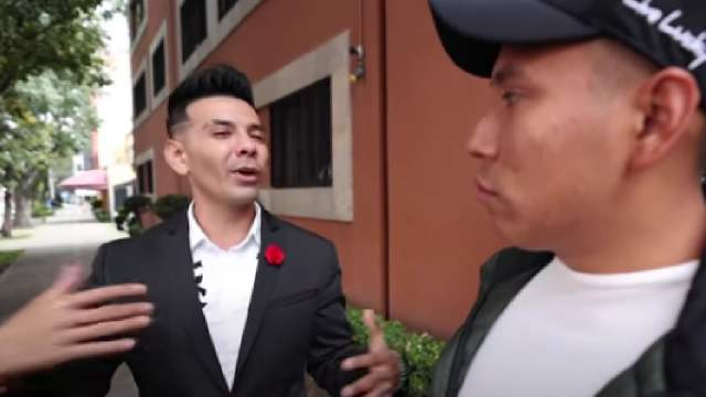 Yulay entrevistó a sugar daddies