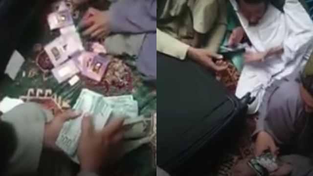Talibanes encontraron seis millones de dólares