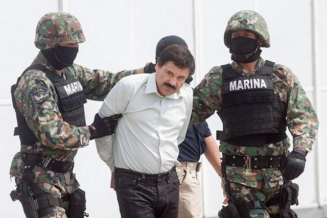 CJNG Cartel de Sinaloa Chile