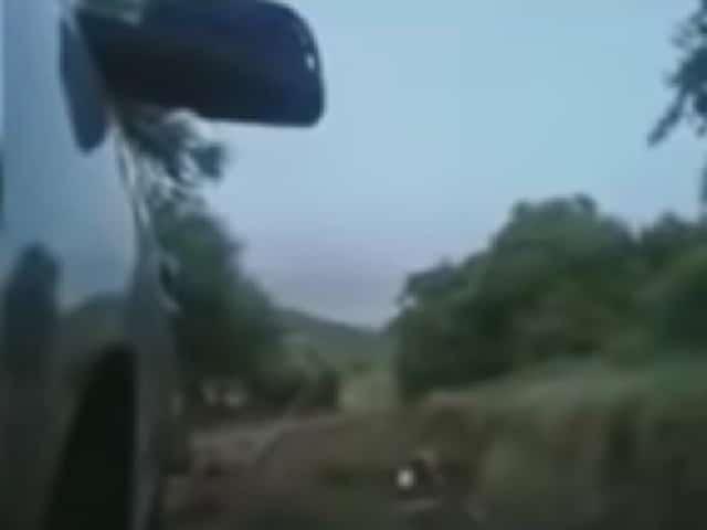 Enfrentamiento Pobladores Tepalacatepec Michoacán CJNG