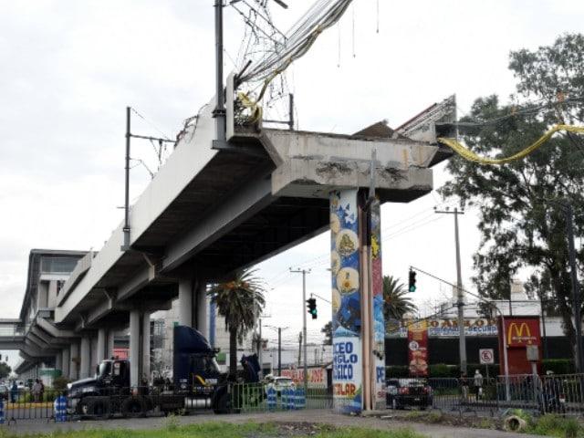 Gobierno CDMX Claudia Sheinbaum Detecto Fractura L12 Metro 2019