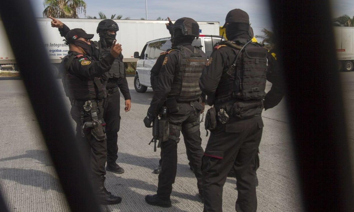 Nuevo Laredo 13 personas muertas Enfrentamientos Narco Ejército
