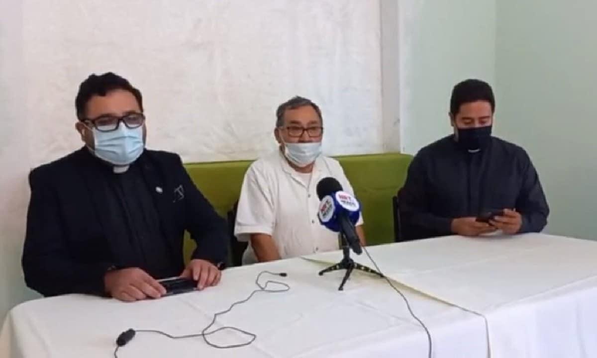 Sacerdote Saltillo Propuso Matar Mujeres Abortan Retracta