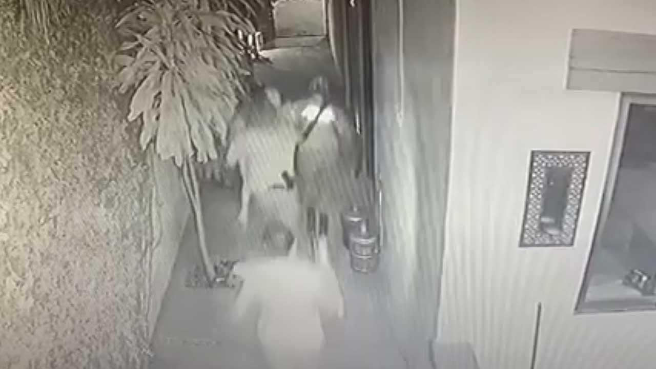 Video Zac secuestro casa abuelos Merida