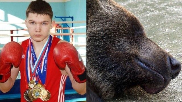 Boxeador ruso queda en coma tras enfrentarse y matar a un oso