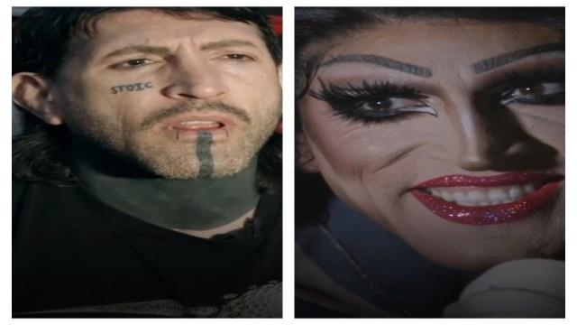 Diego Garijo drag queen y luchador